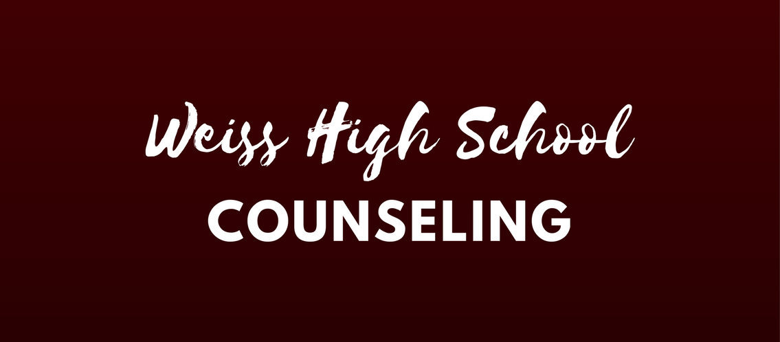 Weiss High School Counseling