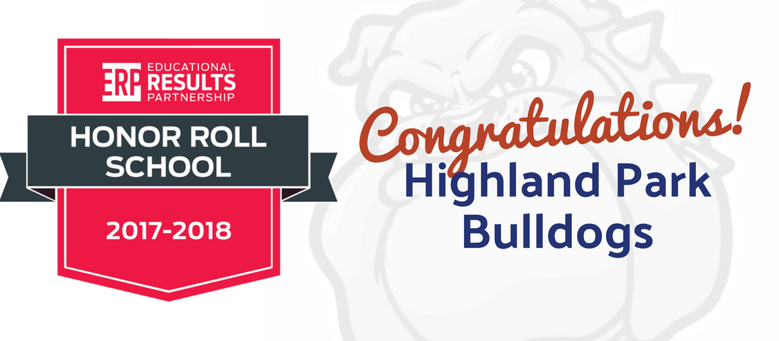 Highland Park Named Texas Honor Roll School