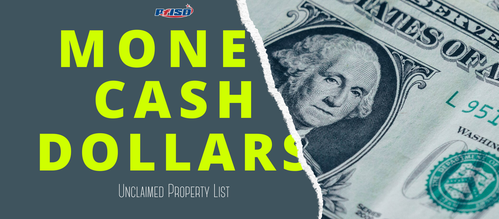Unclaimed Property List