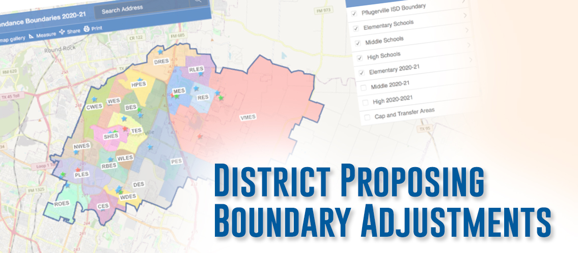District Proposing Boundary Adjustments