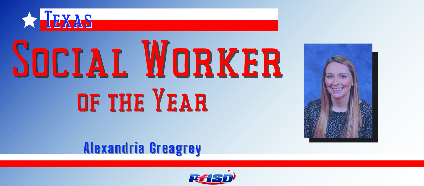 Texas School Social Worker of the Year