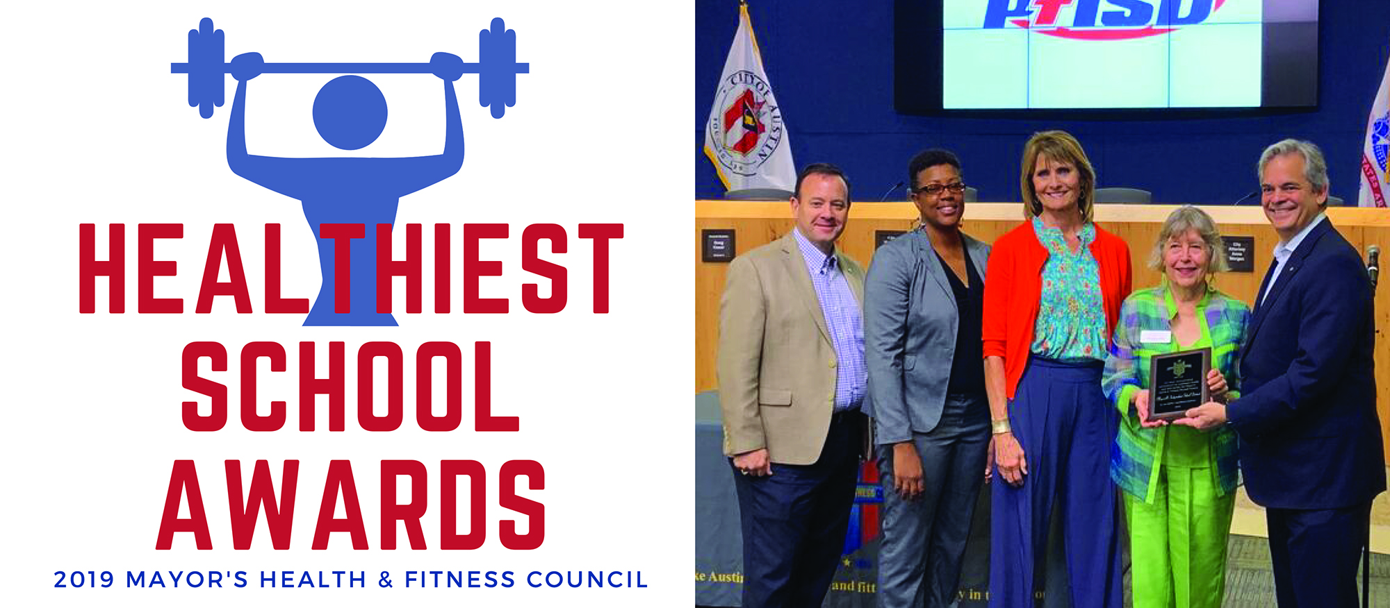 Mayor's Healthiest School Awards
