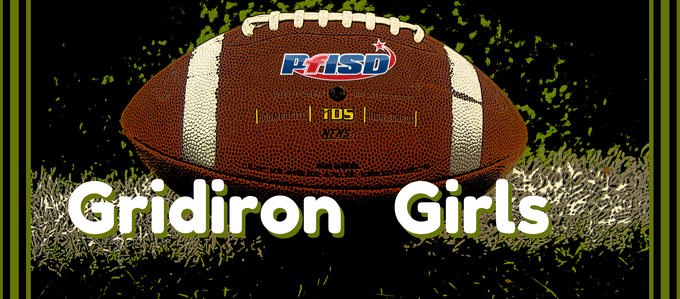 Pflugerville ISD's Girls of the Gridiron