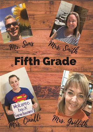 Brookhollow 5th Grade Teachers 2020-21