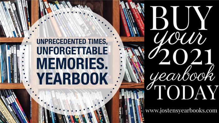 Order Your PHS Yearbook