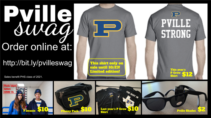 Pville Swag