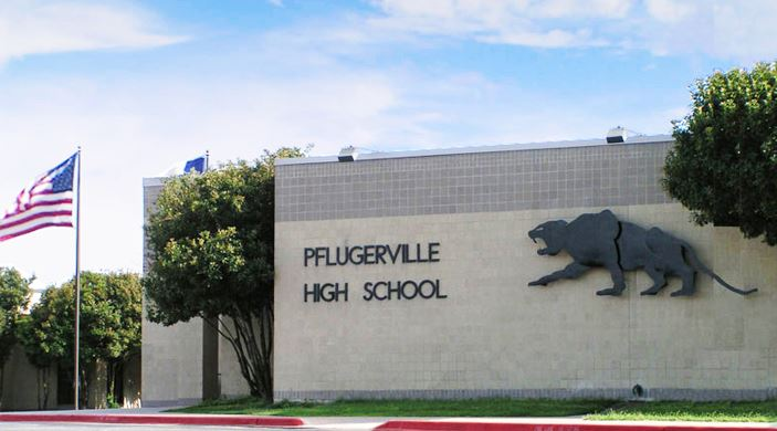 pflugerville high school    homepage
