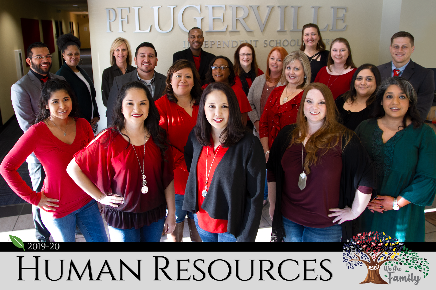 Human Resources 2019-20