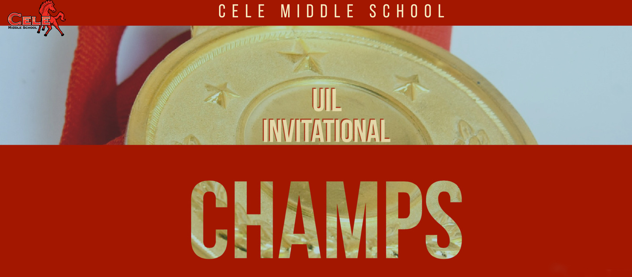 PfISD Middle School UIL Invitational