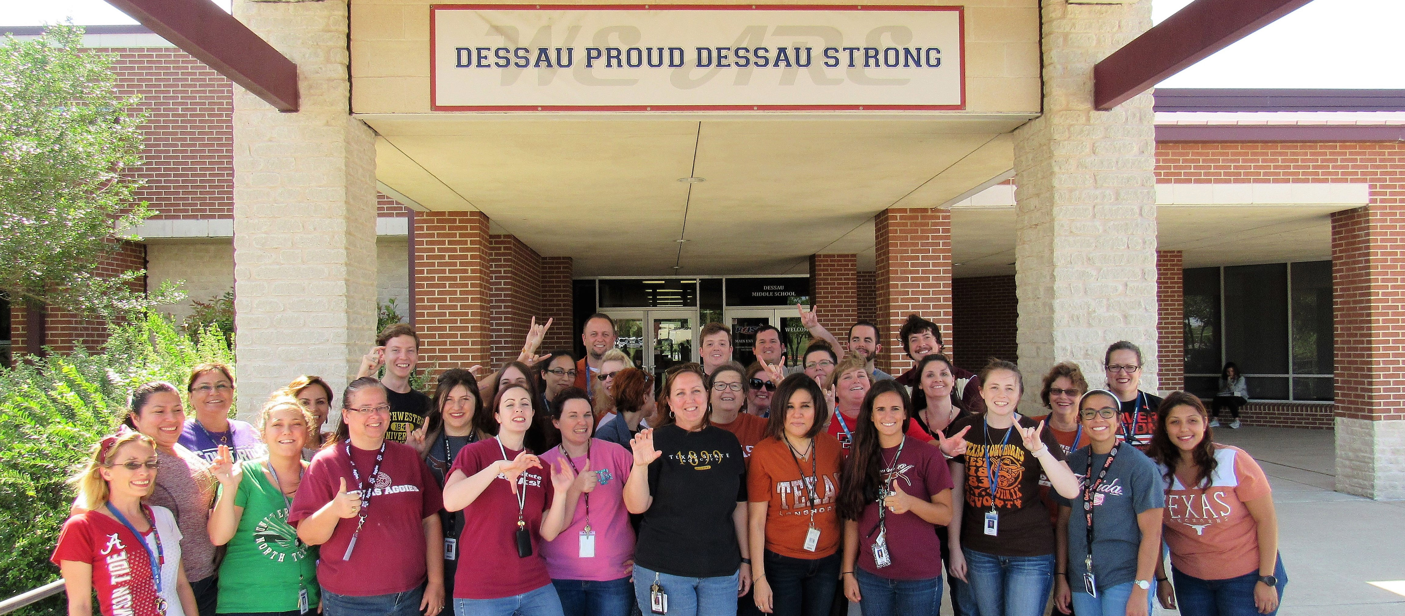 DMS Supports College Awareness
