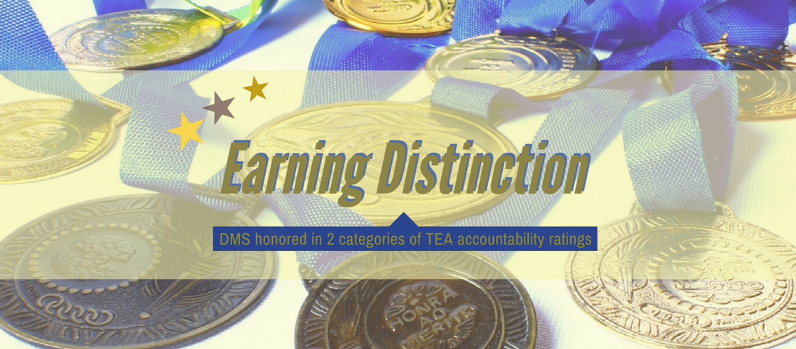 Earning Distinction