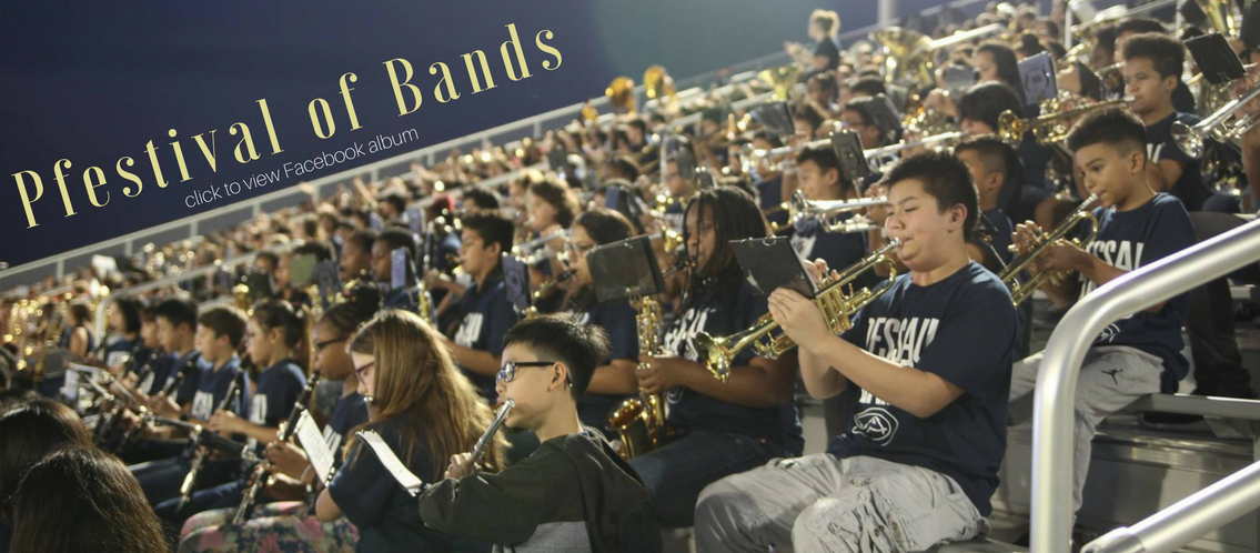 Pfestival of Bands