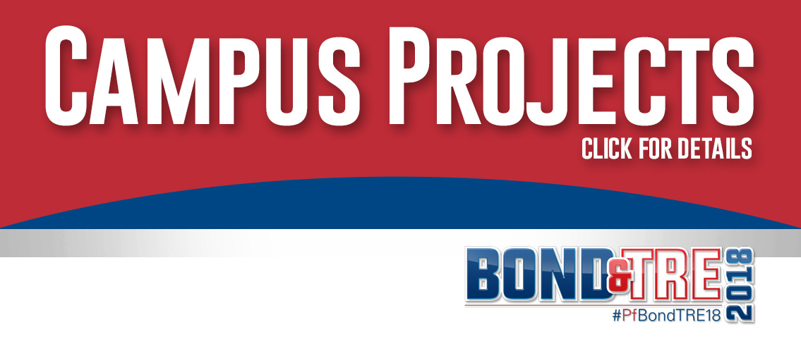 Campus Projects #PfBondTRE18