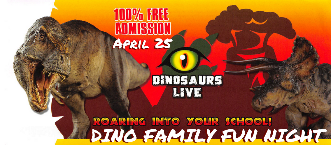 Dino Family Fun Night