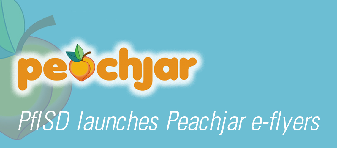 Peachjar Announcement