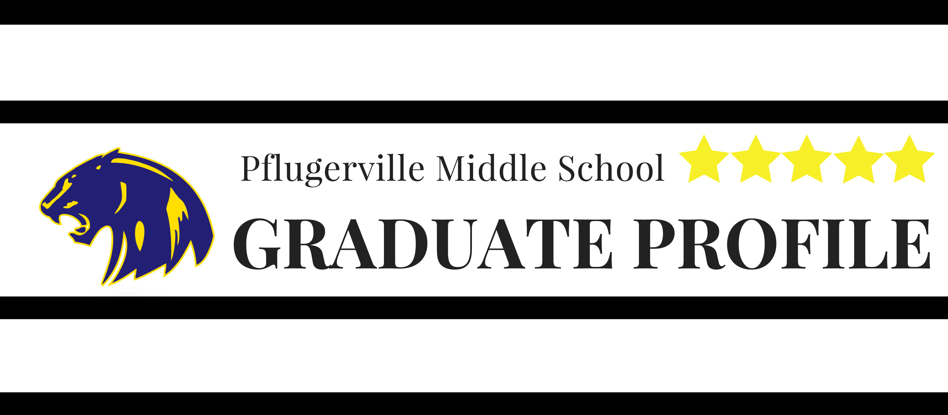 Pflugerville Middle School Graduate Profile