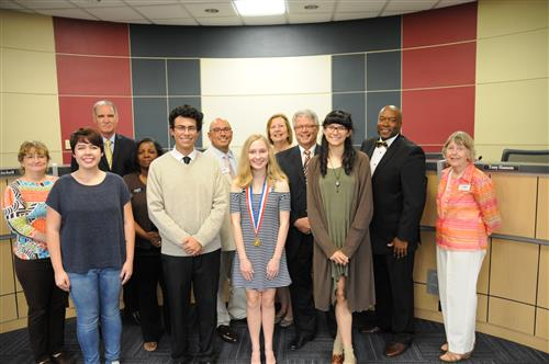UIL State Art Gold Medalists - Hendrickson High School
