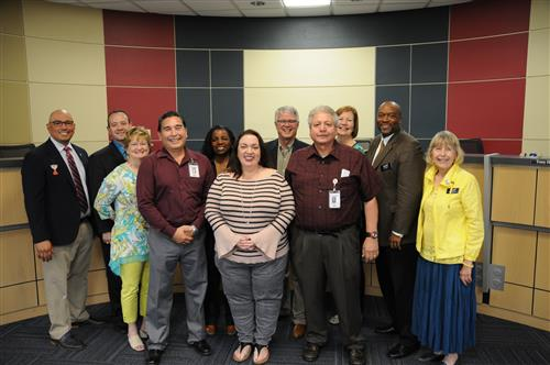March and April Employees of the Month recognized