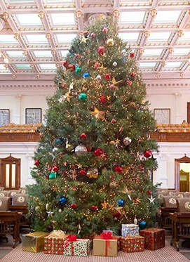 Westview Selected to Create Ornament for Capitol Tree