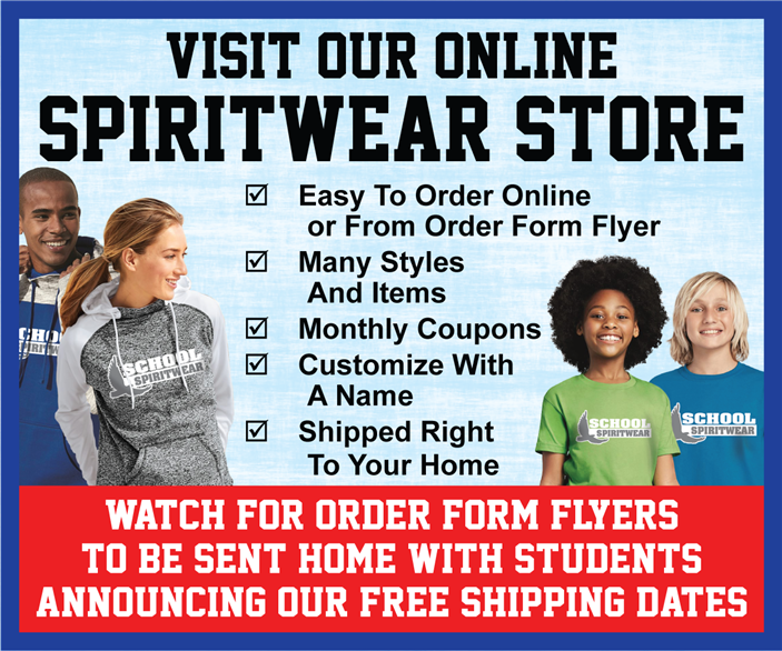 Westview Spirit Gear Available Now