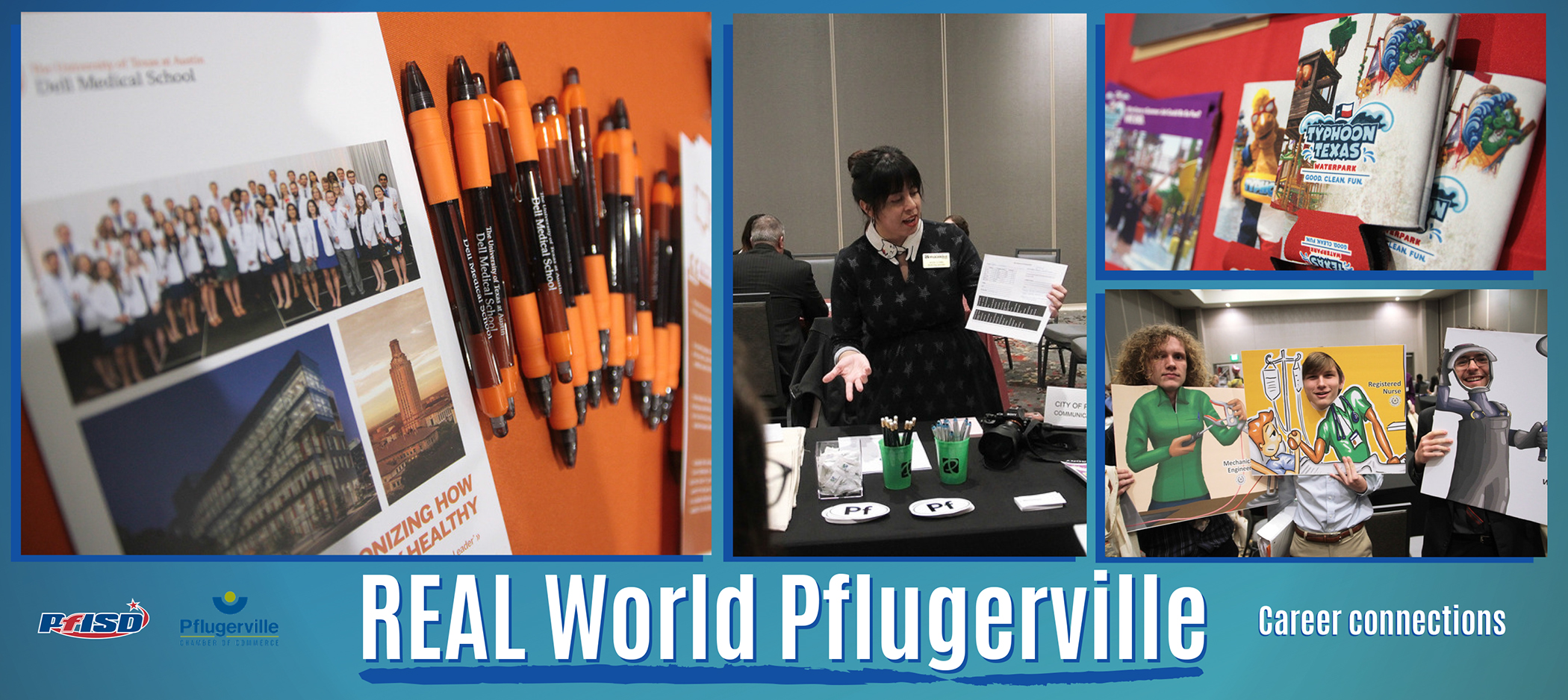 REAL World Pflugerville