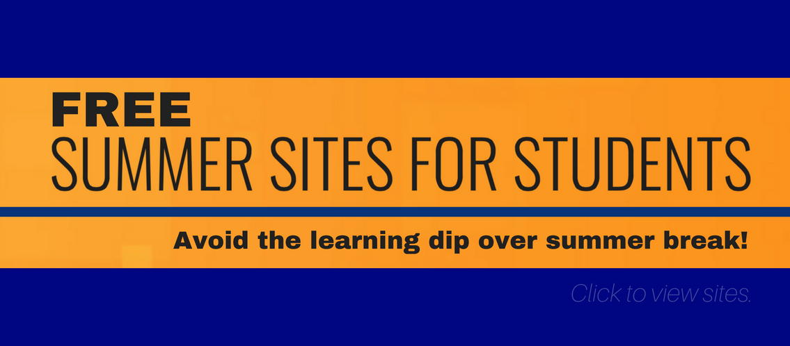 Summer Sites for Students