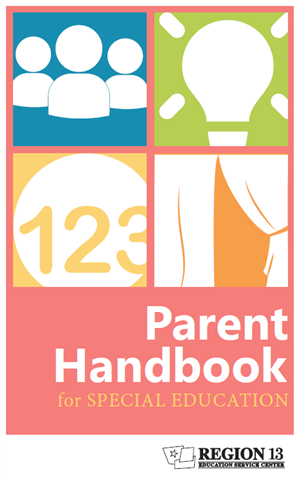 Parent Handbook for Special Education