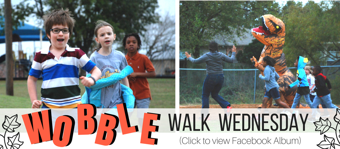 Wobble Walk Wednesday