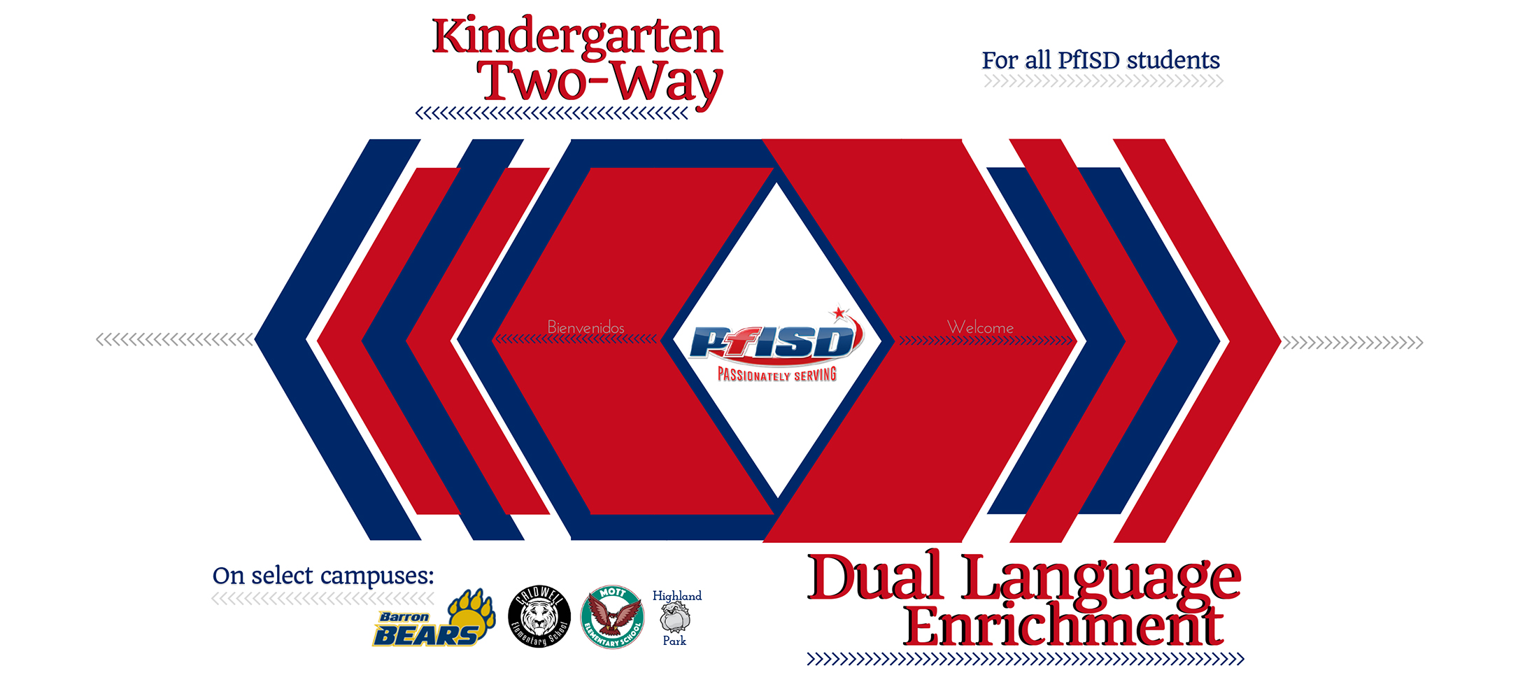 Slots open for Two-Way Dual Language program