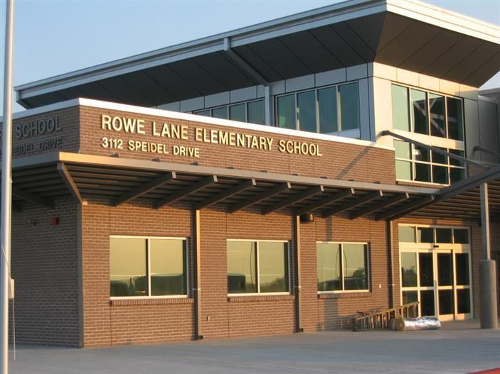 rowe lane elementary school    homepage