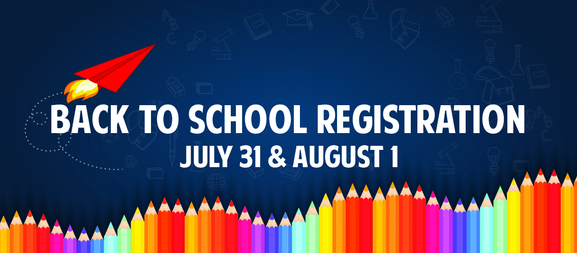 Back-to-School Registration
