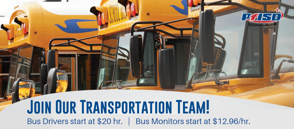 Join our transportation team