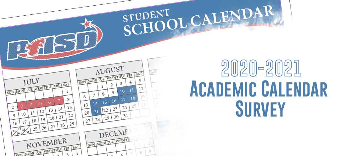 2020-2021 Academic Calendar Survey