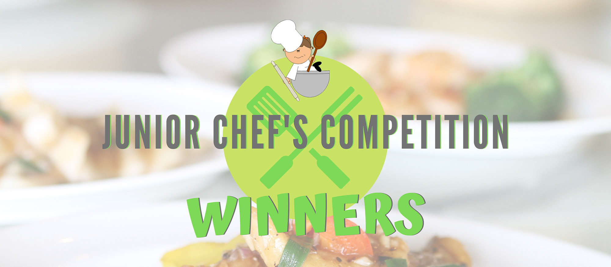 PfISD Junior Chef's Competition winners honored