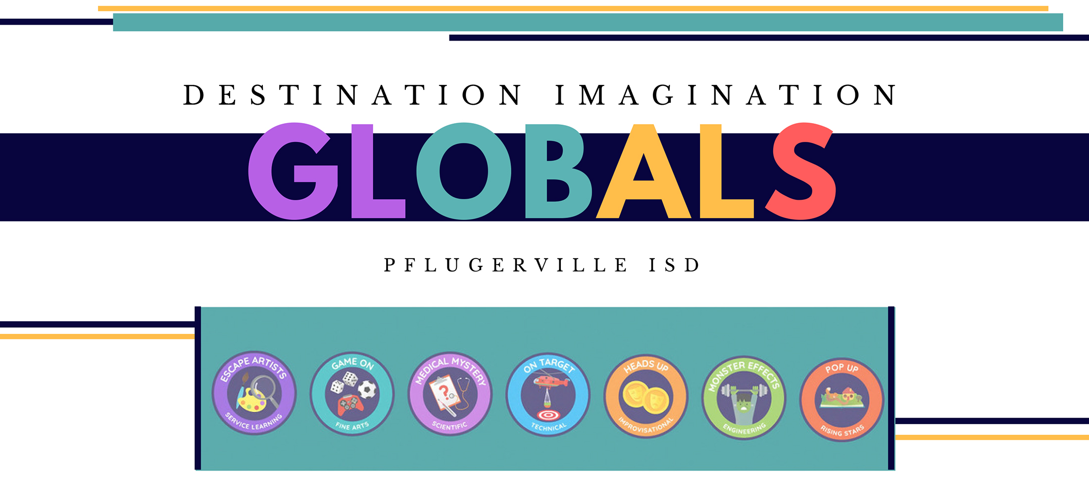 Teams advance to Destination Imagination Globals