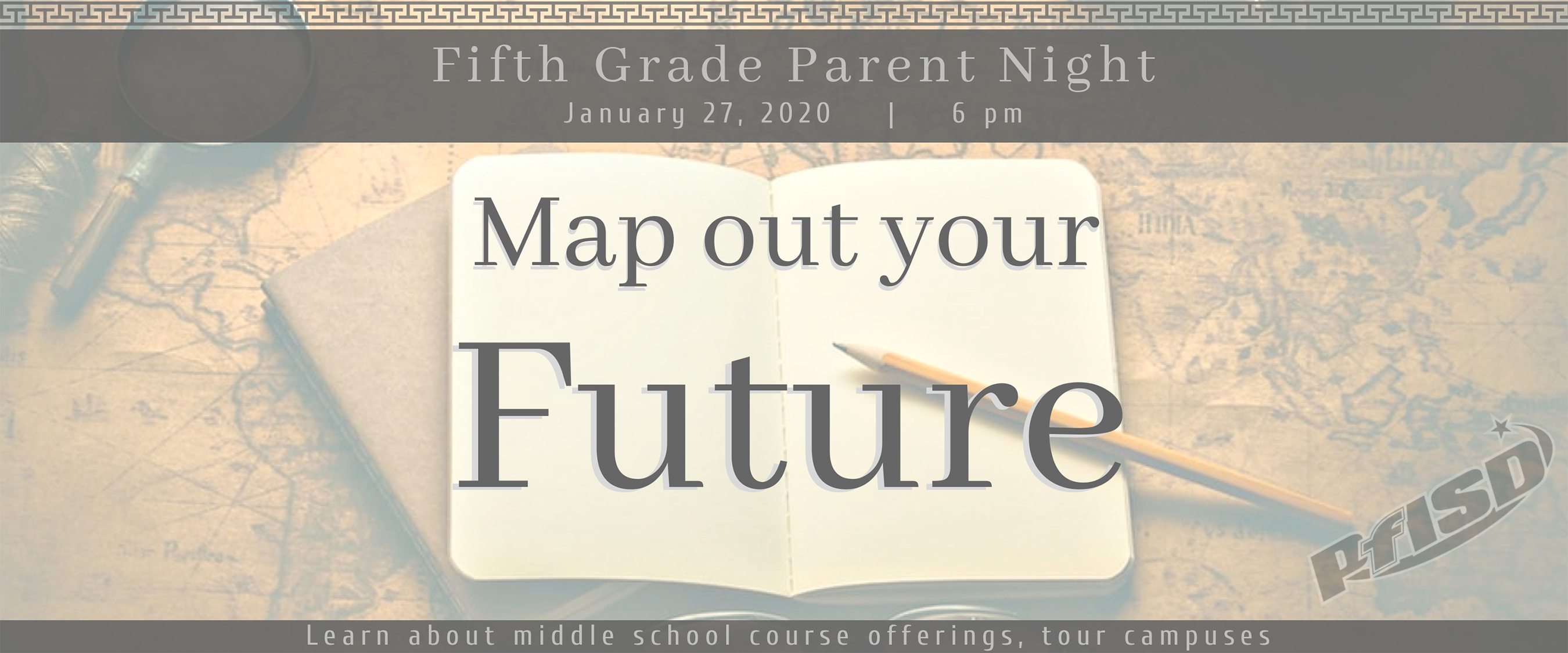 5th Grade Parent Night