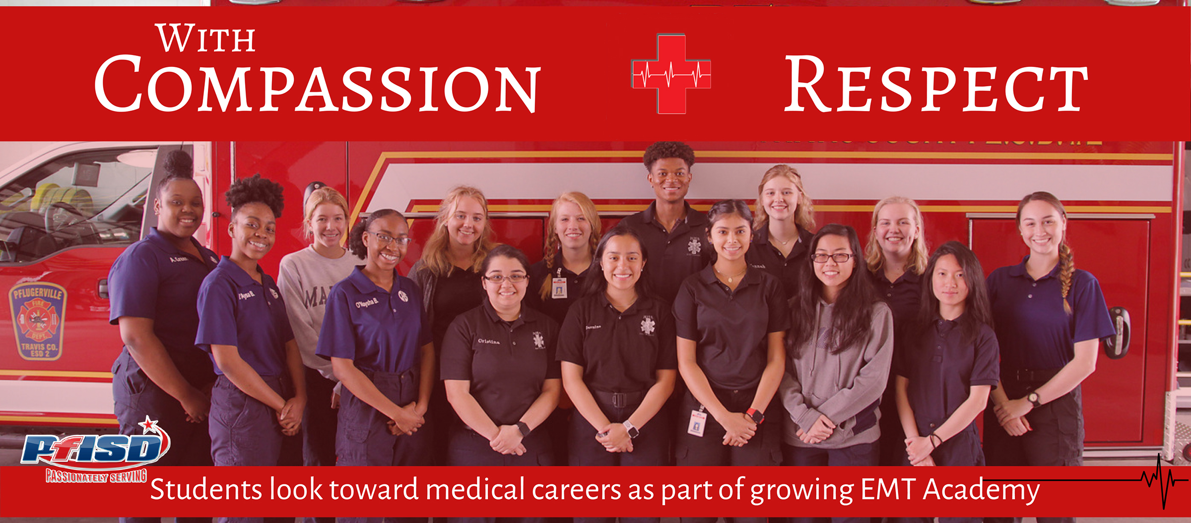 EMT Academy expands in its second year