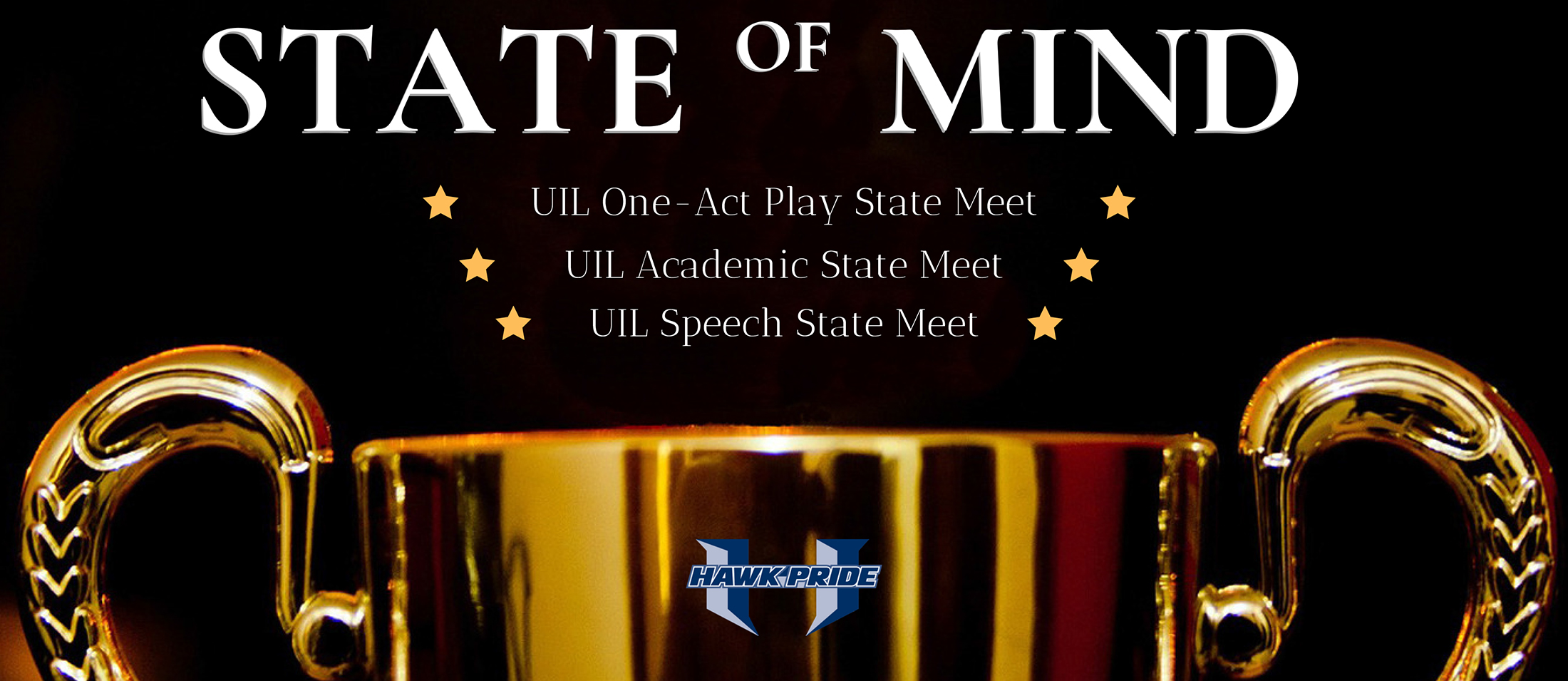 State academic, one-act play meets