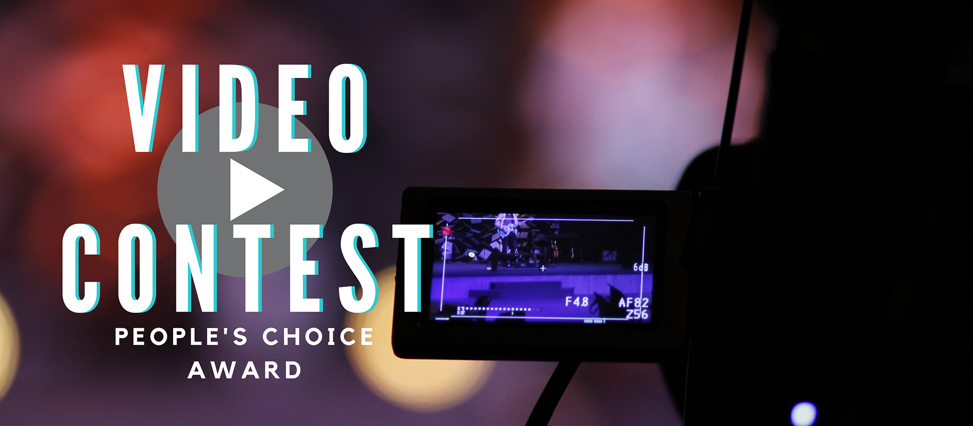 Video Contest People's Choice Award