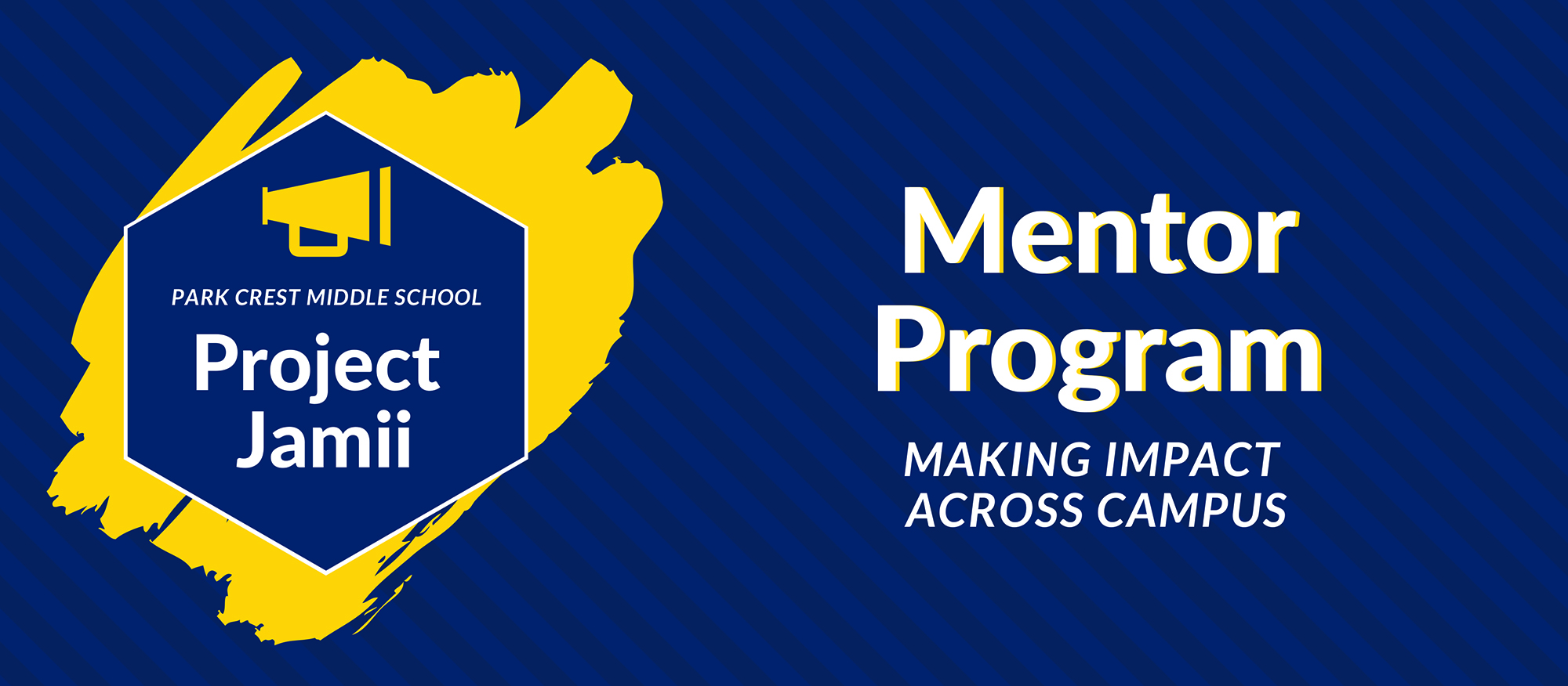 Project Jamii Mentor Program making impact across campus