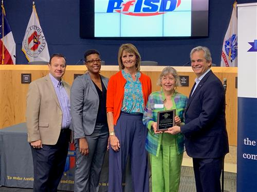 2019 Mayor's Healthiest School & Healthiest Workplace Awards