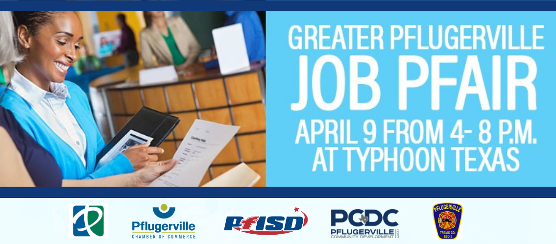Greater Pflugerville Job Fair