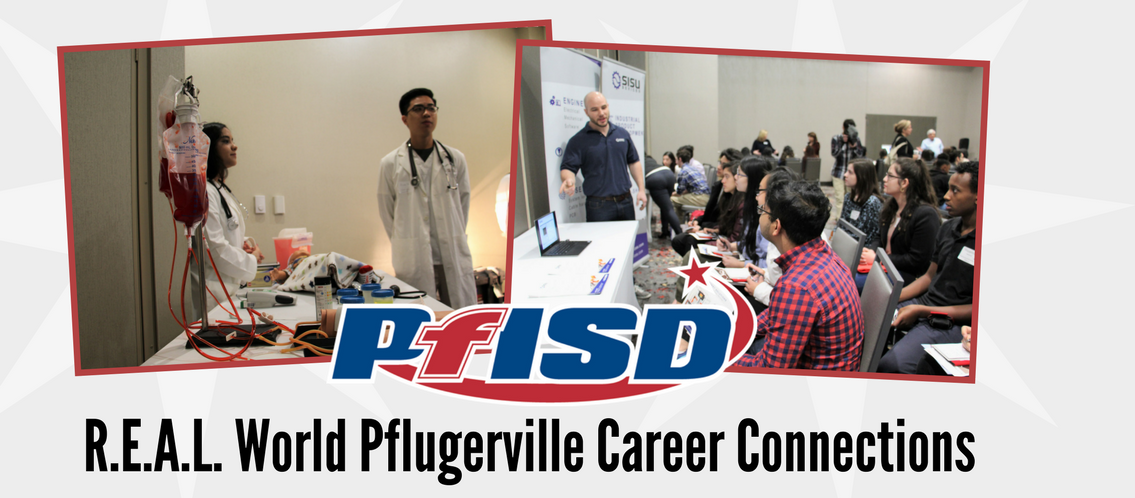 R.E.A.L. World Pflugerville Career Connections