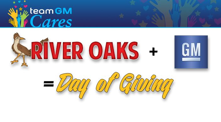 River Oaks/GM Day of Giving