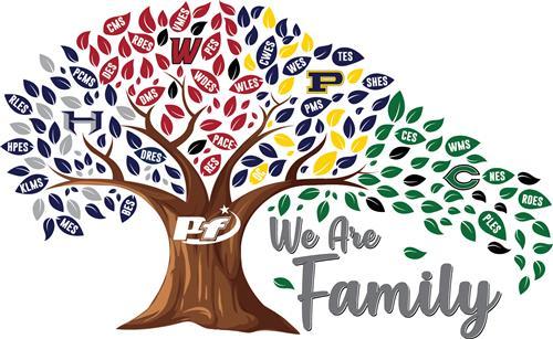 PfISD We Are Family