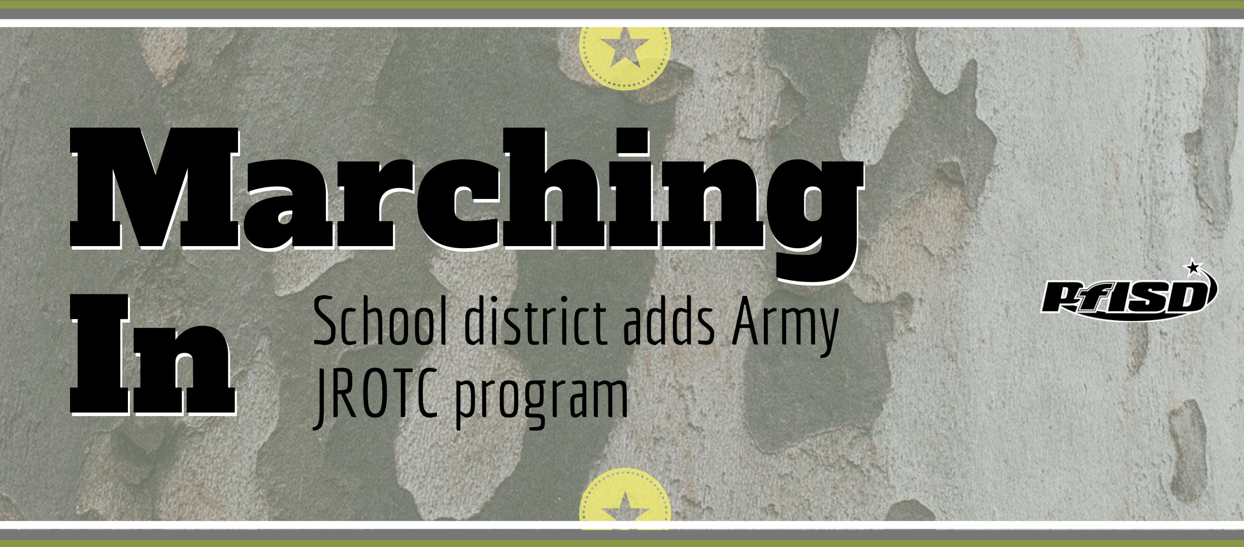 District to debut Army JROTC at Connally