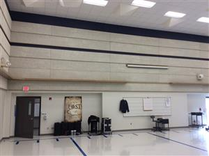 Hendrickson HS Band Hall Renovation