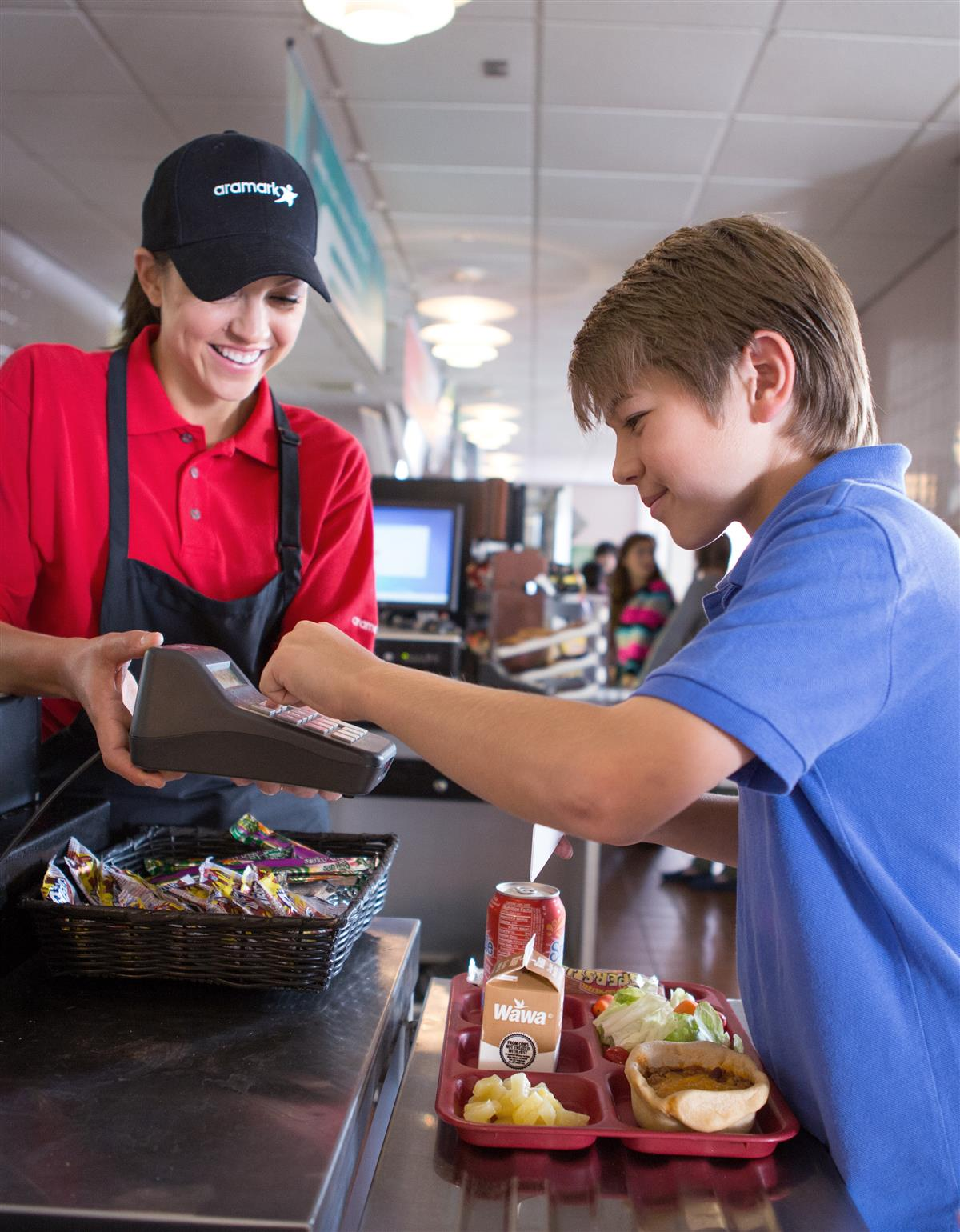 Food and Child Nutrition Services / Careers